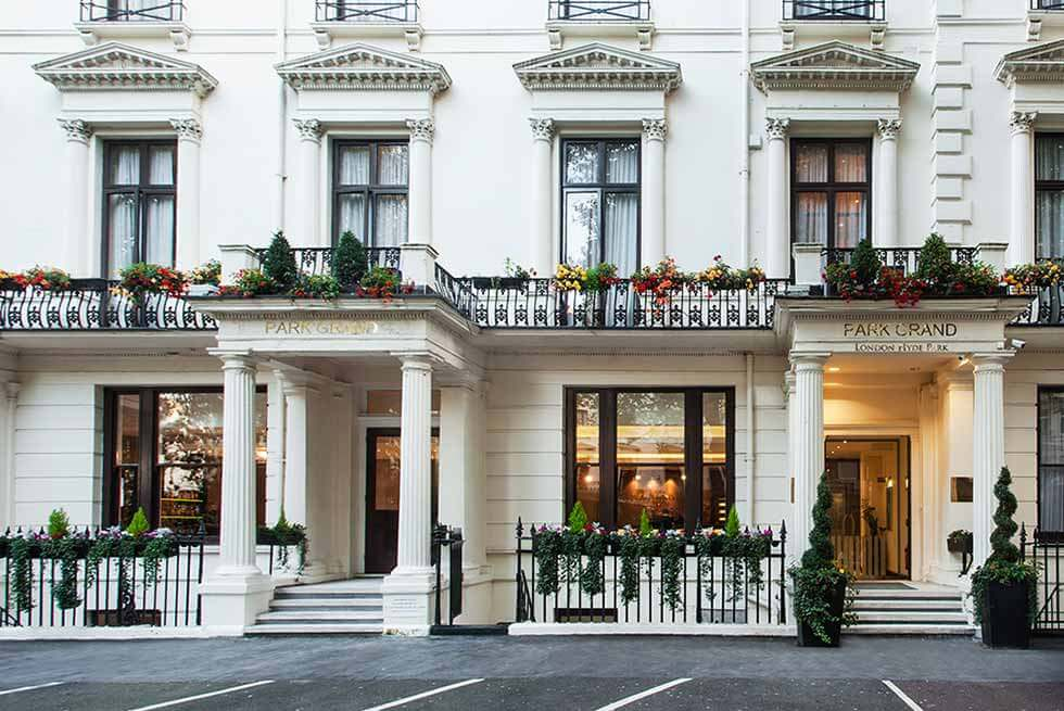 Park Grand London Hyde Park Hotel In London The Shaftesbury