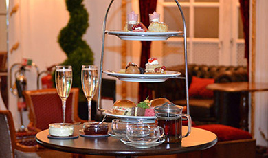 A Truly AfterNoon Tea Experience