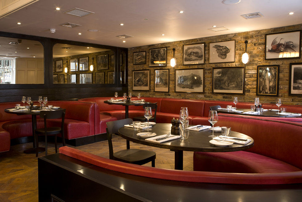 Chiswell Street Dining Rooms  London  OpenTable