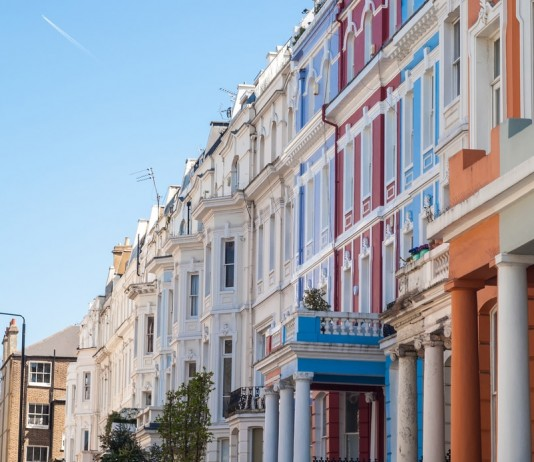 Notting Hill, London, England