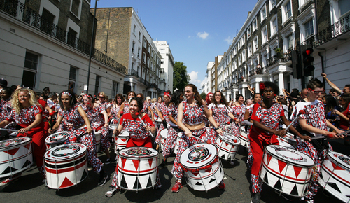 notting hill carnival - Notting Hill Neighbourhood Guide