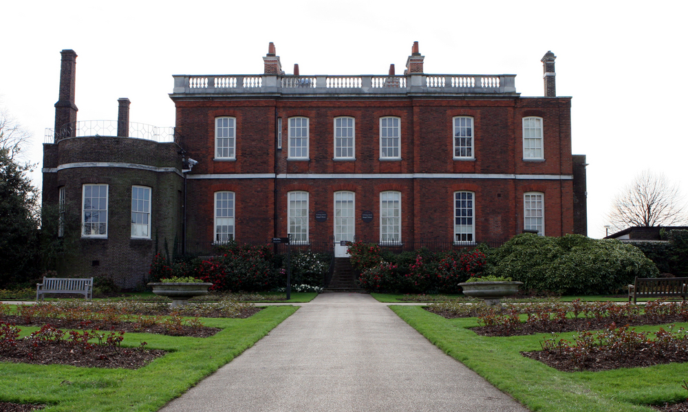 Rangers House, Greenwich Royal Park, London UK