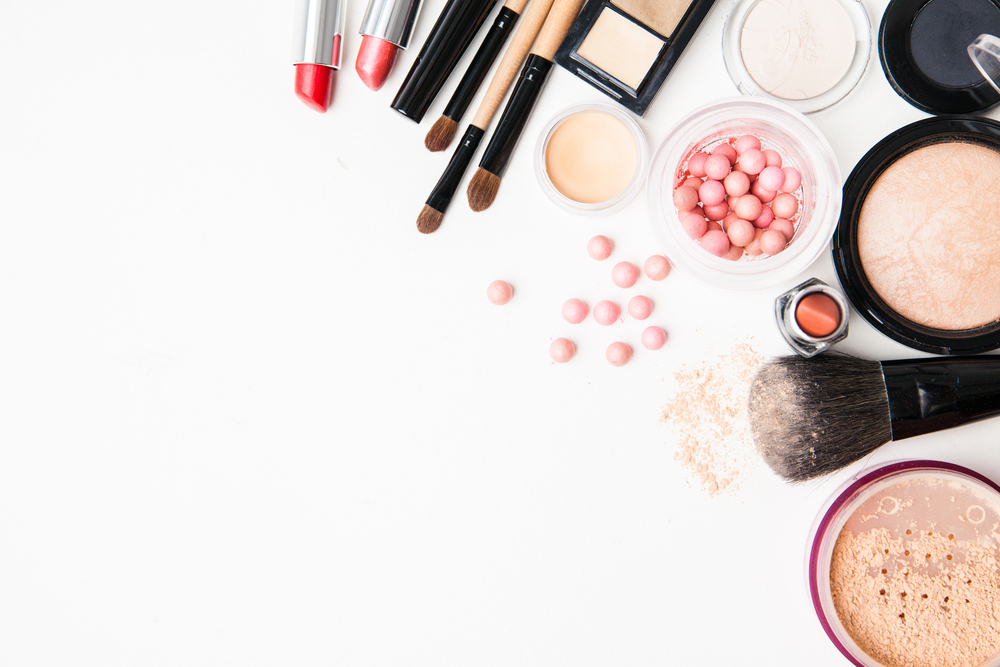 cosmetics or beauty products in london