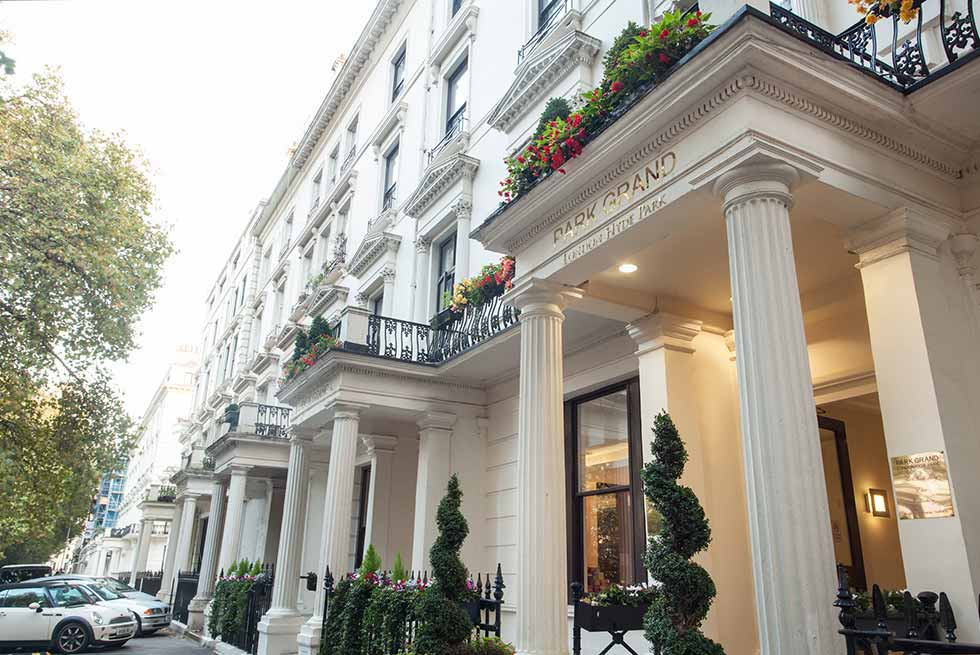 Save Upto 19% on Park Grand London Hyde Park Hotel Booking